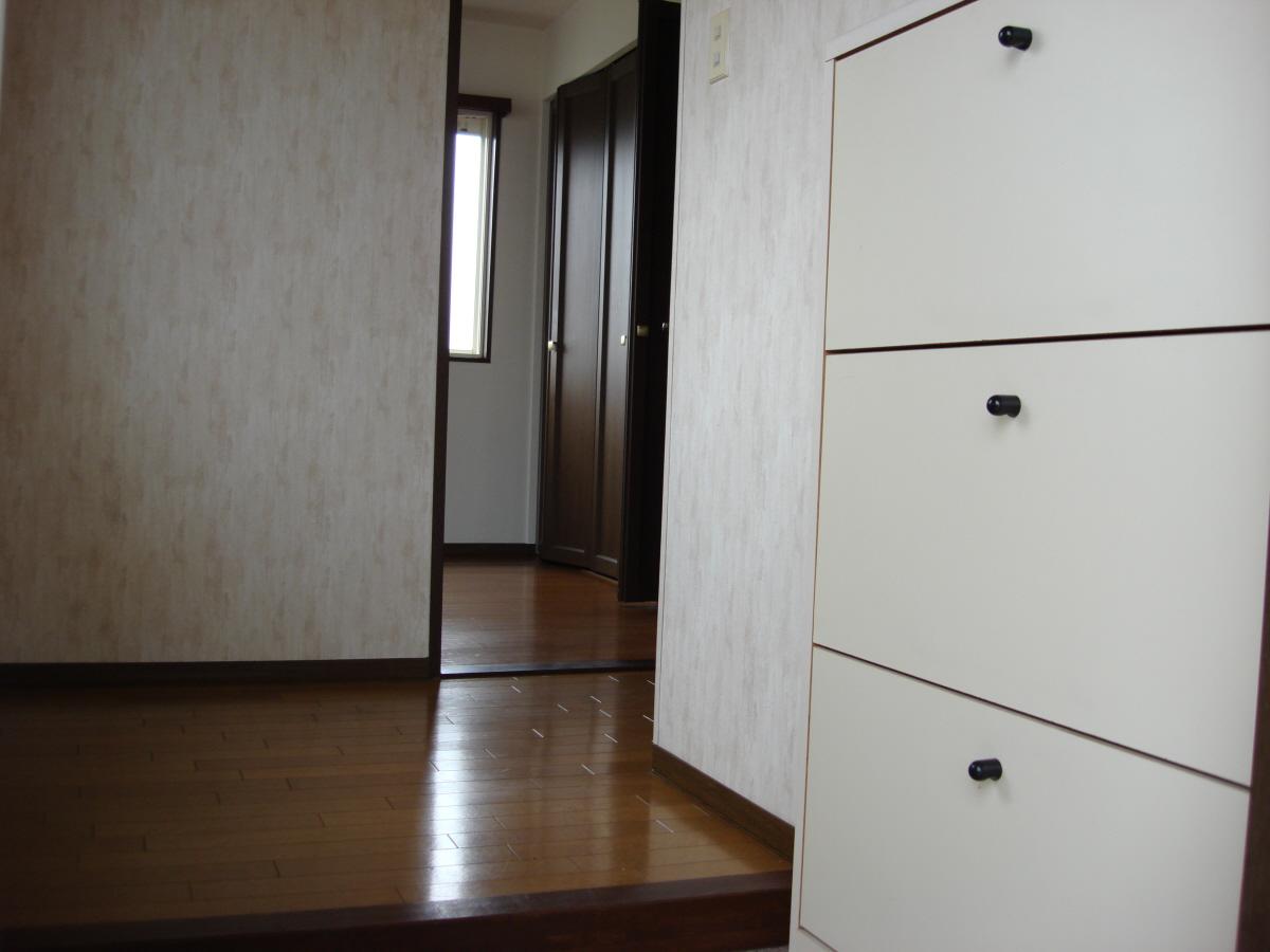 物件番号: 1110305802 ベルクレエ長江  富山市長江5丁目 2LDK アパート 画像2