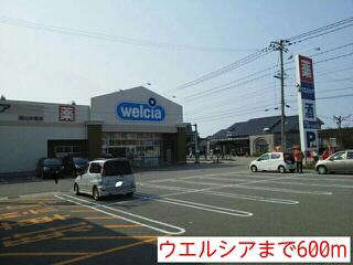 物件番号: 1110306671 アクアフェート  富山市水橋町 2LDK アパート 画像9