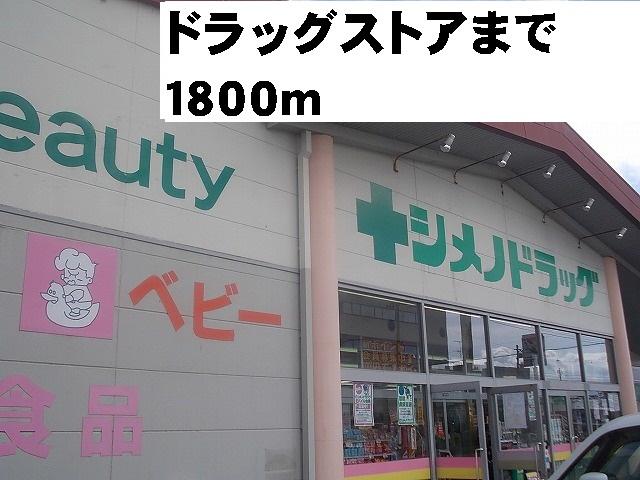 物件番号: 1110308786 グランMIKI 1  富山市清水町8丁目 1LDK アパート 画像13