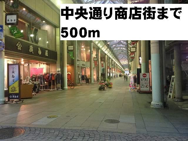物件番号: 1110308786 グランMIKI 1  富山市清水町8丁目 1LDK アパート 画像14