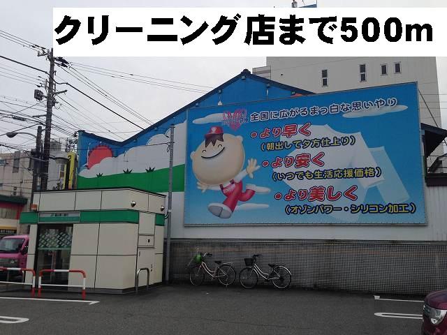 物件番号: 1110308786 グランMIKI 1  富山市清水町8丁目 1LDK アパート 画像16