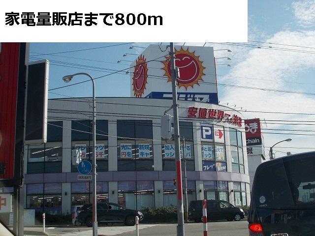 物件番号: 1110309249 シャルマンⅡ  富山市山室荒屋 1LDK アパート 画像15