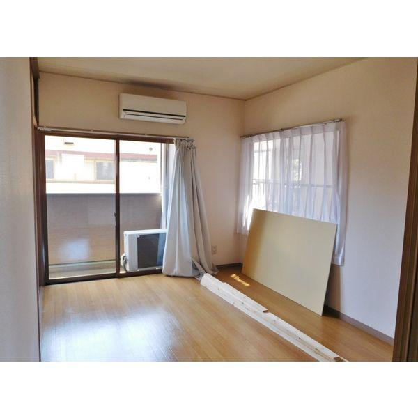 物件番号: 1110306849 オレンジクリエイト  富山市中田2丁目 2DK アパート 画像1