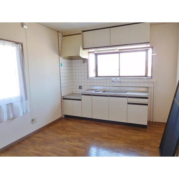 物件番号: 1110306849 オレンジクリエイト  富山市中田2丁目 2DK アパート 画像2