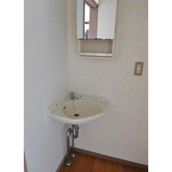 物件番号: 1110306849 オレンジクリエイト  富山市中田2丁目 2DK アパート 画像7