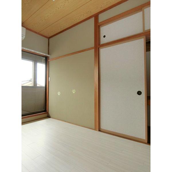 物件番号: 1110306851 オレンジクリエイト  富山市中田2丁目 2DK アパート 画像6