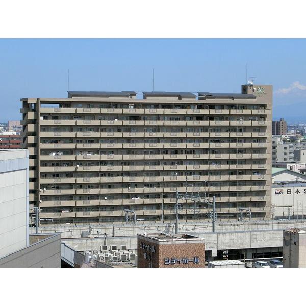 物件番号: 1110308099 アパガーデンコート富山  富山市明輪町 2LDK マンション 外観画像