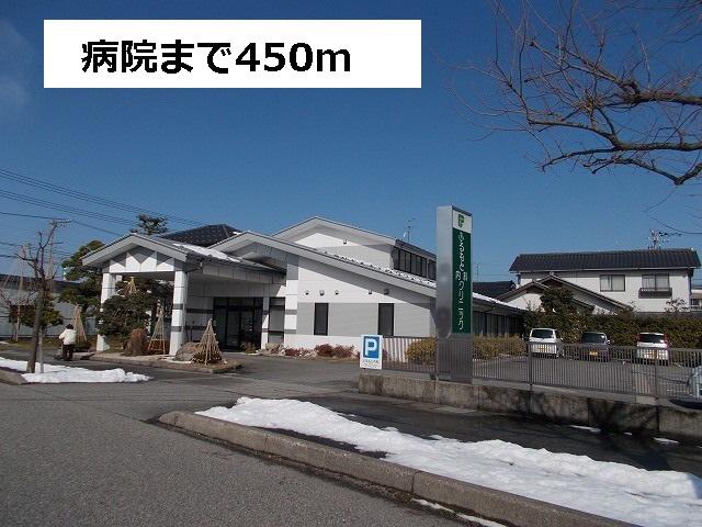 物件番号: 1110308375 ドゥ・ファミーユB  富山市常盤台 2LDK アパート 画像13