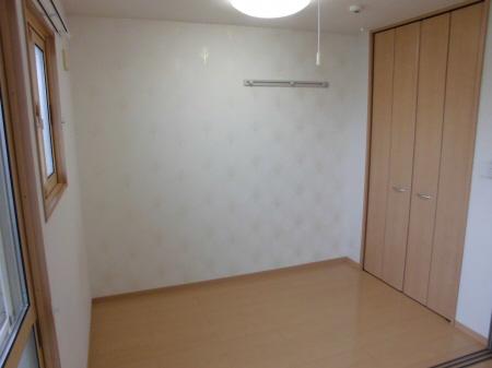 物件番号: 1110308509 ディールームときわ台 B  富山市常盤台 1LDK アパート 画像4