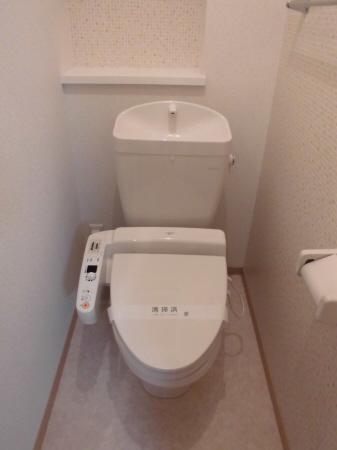 物件番号: 1110308509 ディールームときわ台 B  富山市常盤台 1LDK アパート 画像6