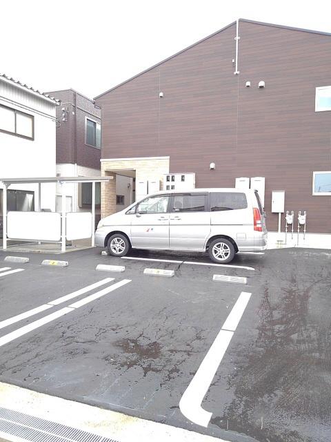物件番号: 1110307530 コンフォーティア  富山市常盤台 1DK アパート 画像10