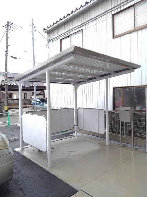 物件番号: 1110307530 コンフォーティア  富山市常盤台 1DK アパート 画像11