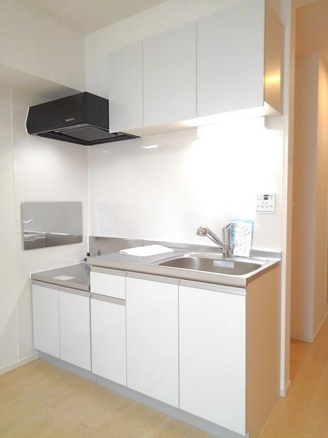 物件番号: 1110307532 コンフォーティア  富山市常盤台 1DK アパート 画像2