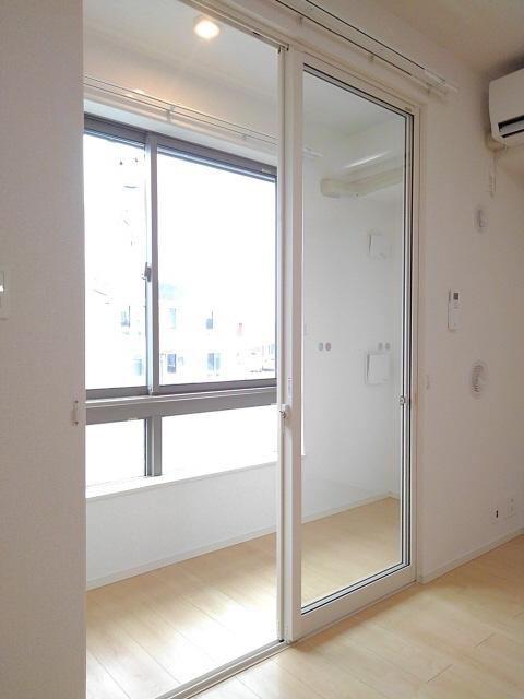物件番号: 1110307532 コンフォーティア  富山市常盤台 1DK アパート 画像5