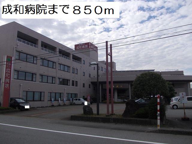 物件番号: 1110307559 プルミエール手屋Ⅱ  富山市手屋3丁目  1LDK アパート 画像16