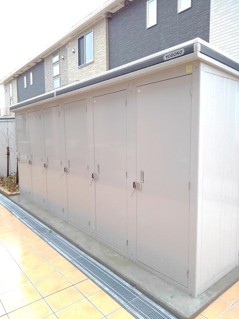 物件番号: 1110307565 プルミエール手屋Ⅲ  富山市手屋3丁目  1LDK アパート 画像12