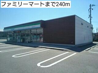 物件番号: 1110307823 セトル二杉ⅡA棟  富山市上二杉 2DK アパート 画像24
