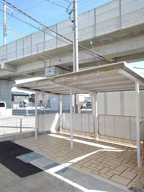 物件番号: 1110308166 シャンティⅡB  富山市新庄北町 1LDK アパート 画像11