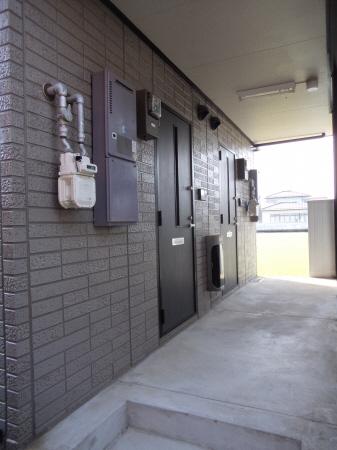 物件番号: 1110308297 セジュール清風Ⅱ  富山市粟島町3丁目 1K アパート 画像11
