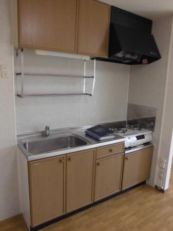 物件番号: 1110308511 ヴィルクレールA棟  富山市中川原 3DK アパート 画像2