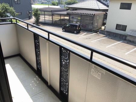 物件番号: 1110308511 ヴィルクレールA棟  富山市中川原 3DK アパート 画像9