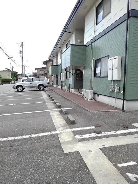 物件番号: 1110308573 ウイステリアA  富山市開 3DK アパート 画像11