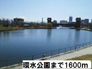 物件番号: 1110308578 エム・ケイ・ワン  富山市駒見 1K アパート 画像13