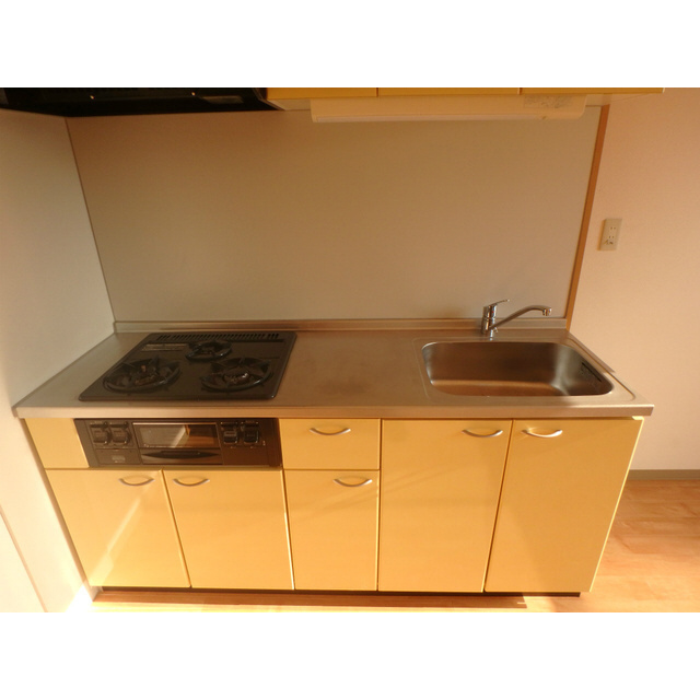 物件番号: 1110308650 ハートフルマンションシンシア  富山市西長江1丁目 1LDK マンション 画像2