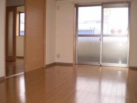 物件番号: 1110308657 フェリーチェ光陽  富山市二口町3丁目 2DK アパート 画像1