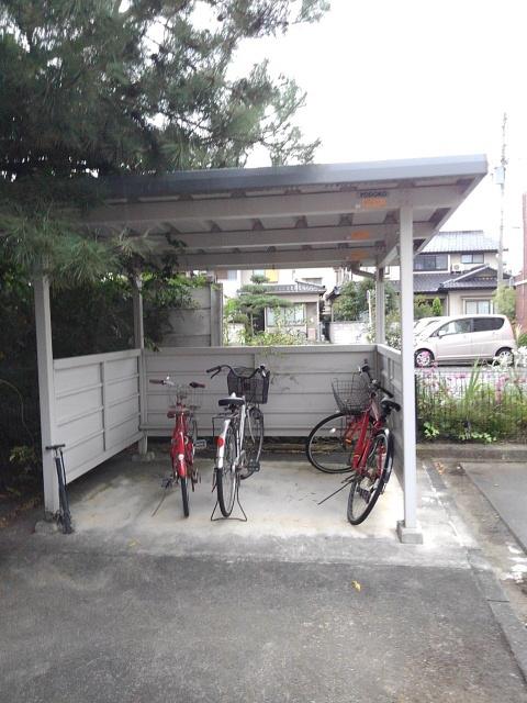物件番号: 1110309080 シンパティコS Ⅱ  富山市桃井町2丁目 1LDK アパート 画像11