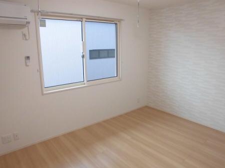物件番号: 1110308914 フェリスさくらⅣ B  富山市黒崎 1LDK アパート 画像4