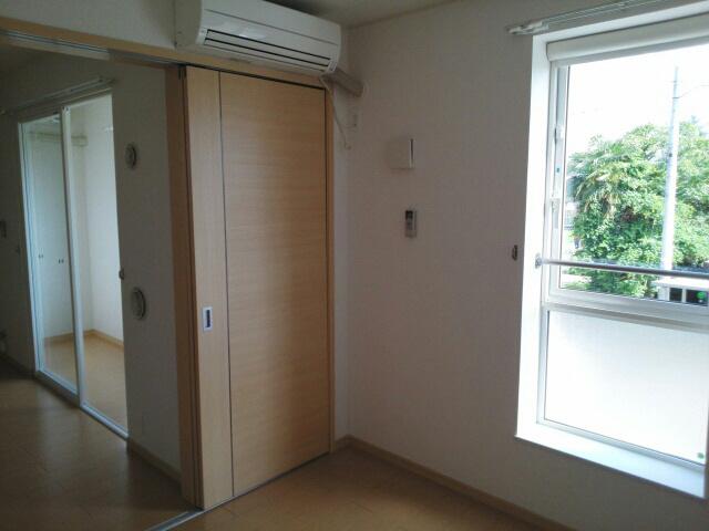 物件番号: 1110308935 ジェルメ ライムA  富山市黒瀬 1LDK アパート 画像4