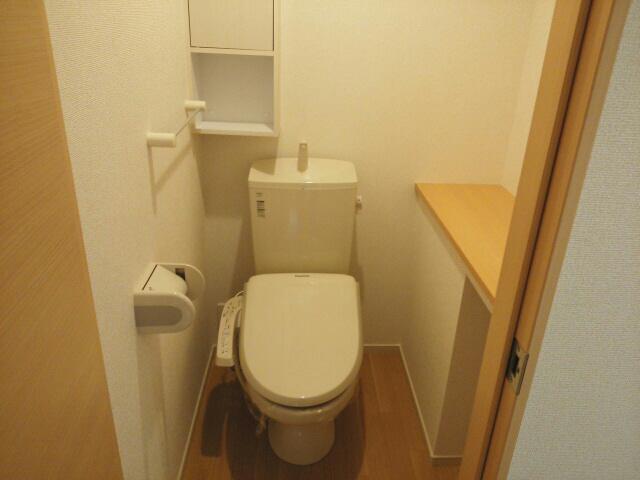 物件番号: 1110308998 カーサ オリージャ  富山市水橋肘崎 1LDK アパート 画像5