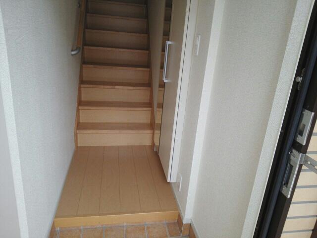 物件番号: 1110308998 カーサ オリージャ  富山市水橋肘崎 1LDK アパート 画像9