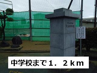 物件番号: 1110309005 ノーヴァⅠ  富山市富岡町 2LDK アパート 画像21