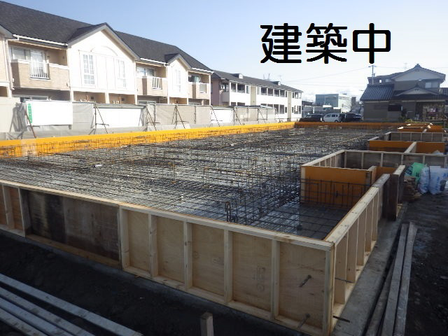 物件番号: 1110309146 エスペランス・KⅡ  富山市萩原 2LDK アパート 外観画像