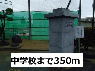 物件番号: 1110309278 ベルフォールⅣ  富山市常盤台 1LDK アパート 画像21