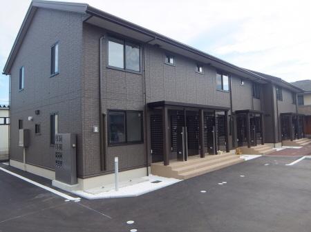 物件番号: 1110308669 D.Grase(ディ.グレイス)  富山市堀川町 2LDK アパート 外観画像
