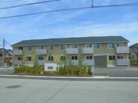 物件番号: 1110304184 D-roomマイ・ドリーム  富山市小杉 2LDK アパート 外観画像
